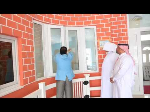 Qatar upvc windows and doors