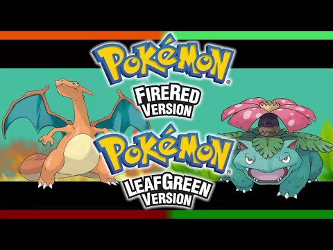 Pokemon Fire Red Walkthrough Part 9: Let's Fight Elite Four And Rival Green