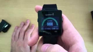 Garmin Vivoactive - Unboxing, Présentation et Test - FR