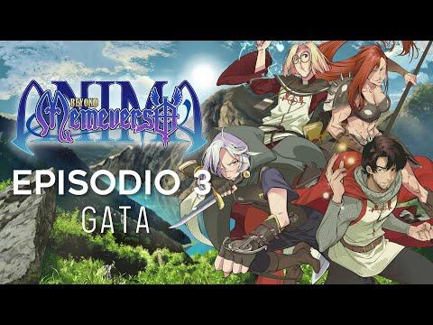 Anima: Beyond Memeverso   Gata (episodio 3)