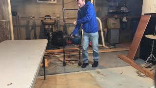 2001 Coachman Camper Ladder Build