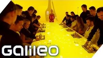 Das teuerste Restaurant der Welt | Galileo | ProSieben