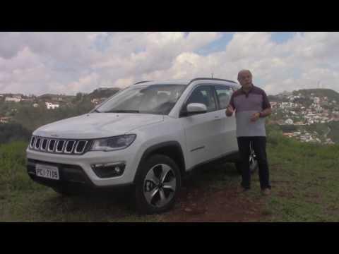 Teste Jeep Compass Longitude 2.0 Diesel 4x4, por Emilio Camanzi