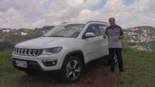 Teste Jeep Compass Longitude 2.0 Diesel 4x4, por Emilio Camanzi(Emilio Camanzi fez o teste no Jeep Compass Longitude 2.0 Diesel 4x4, no circuito cidade/estrada. Lista e preços dos opcionais, ficha técnica e equipamentos ..., 2016-12-11T10:00:01.000Z)