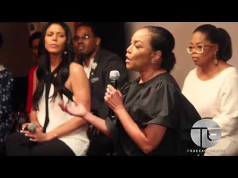 Cast of OWN's 'Greenleaf' Host Private Q&A at The Roxy Hotel