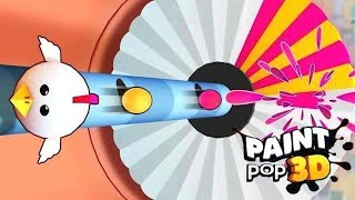 Paint Pop 3D - Good Job Games Super Adorable Game Walkthrough