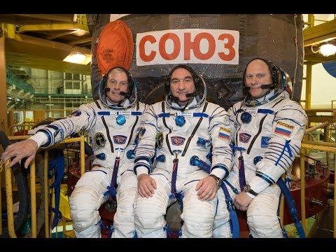 Expedition 39 Crew Profile