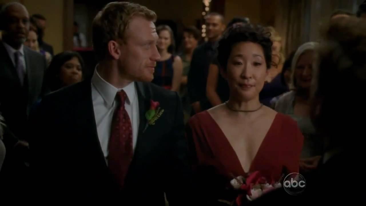 The Best Of Owen Cristina Greys Anatomy Season 7 Youtube