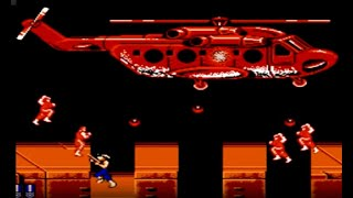 HELL HACK NES Super Contra No Death