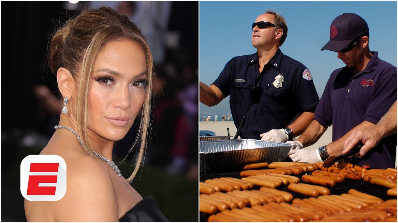 10,000 hot dogs, Shakira & J-Lo - things to get excited about at Super Bowl LIV | Nat Coombs Show