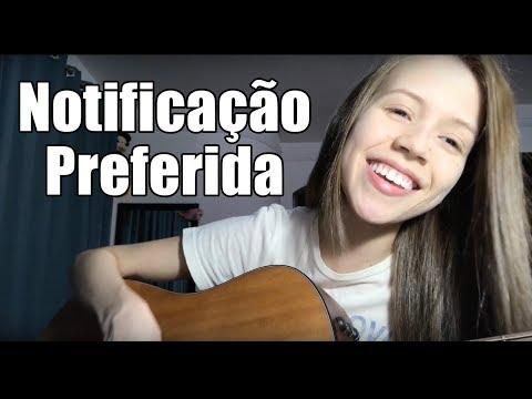 NOTIFICAÇÃO PREFERIDA - Zé Neto e Cristiano Thayná Bitencourt - cover