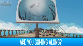 Club Penguin Music OST: Anchors Aweigh Full Version Music Video with Lyrics HD