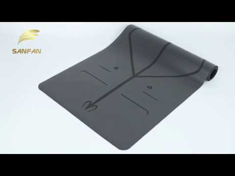 pu-rubber-yoga-mat-sanfan-fitness-yoga-mat-factory