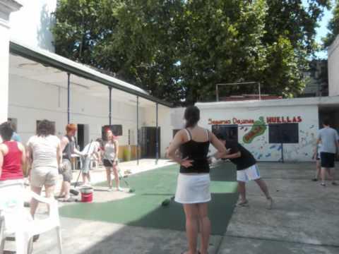 Video de la pintada del youtube for Modelos de jardineras para patios