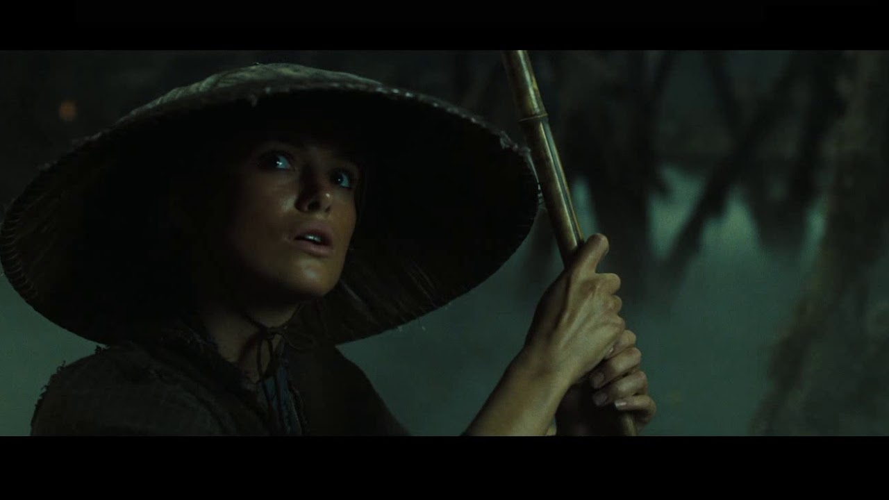 Pirates of the Caribbean: At World's End - Elizabeth sings ...