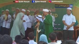 Gambar cover Jamaah Terharu Mendengar Doa Syekh Rasyid ( Part 3 )