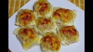 Куриные шарики в сливочно-сырном соусе | Ужин | Обед