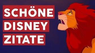 Die inspirierendsten Zitate unserer Disney-Helden