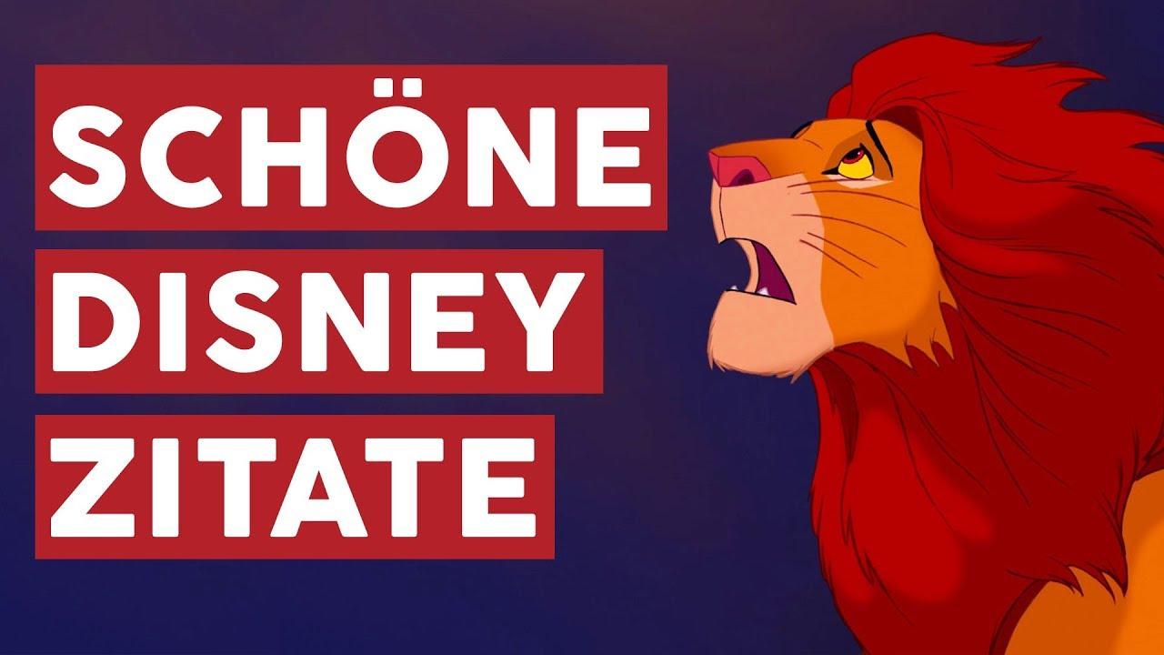 Zitate Disney