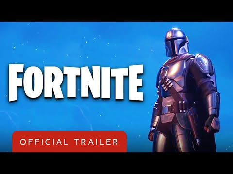 Fortnite - Official Mando's Bounty Limited Time Mode Trailer
