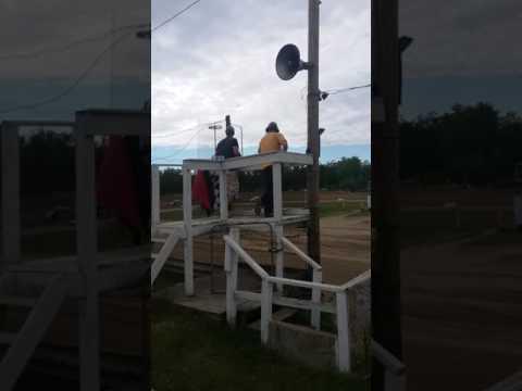 Batwings at Bemidji Speedway