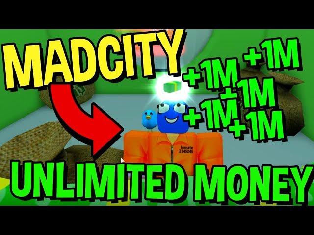 Mad City Unlimited Money Hack Roblox 2262019 Hacks Mad City How To Get Unlimited Money Working Roblox Youtube