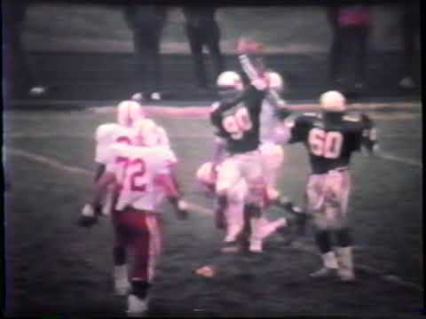 1985 Coffeyville Community College vs Butler playoff football game
