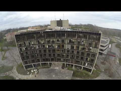 Exploring Inside Abandoned Old Reid Memorial Hospital