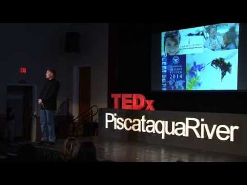 Climate change: Cameron Wake at TEDxPiscataquaRiver