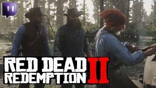 Red Dead Redemption 2 - 161: Wir brauchen viel Holz「Twitch」