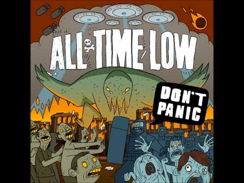 All Time Low - Don't Panic [FULL ALBUM] [HD]