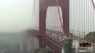 Northbound Golden Gate Bridge Traffic To Be Shut Down For SF Marathon