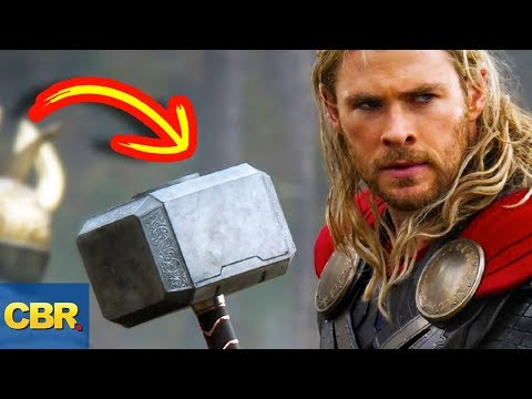 10 Secrets You Didn't Know About Thor's Hammer