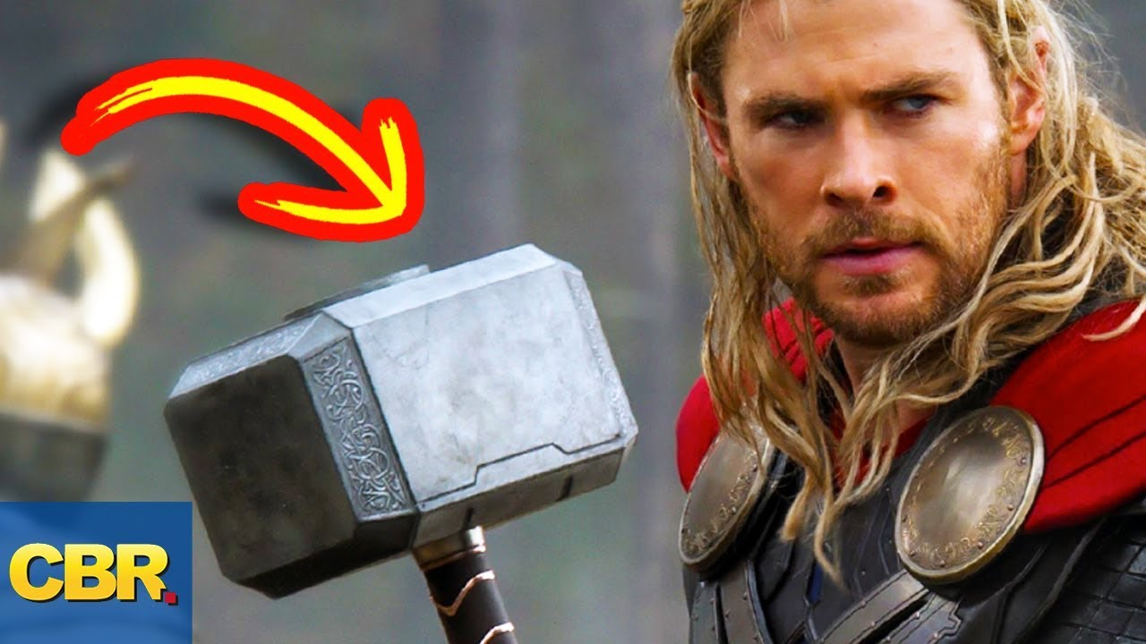 10 secrets you didn t know about thor s hammer youtube