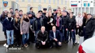 Интернет-сервис rulove.ru вместе с BMW клубом Санкт-Петербурга и ДПС подарили цветы девушкам(, 2015-03-12T14:13:58.000Z)