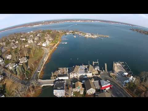 Shelter Island Heights Aerial