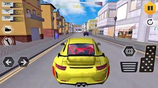 Jogos de Carros Para Crianças - Simulador de Corridas de Carros