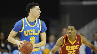 Highlights: Alford, Welsh dominate in UCLA men's basketball's win over rival USC