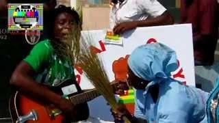 Amen Jah Cissé: c'est le temps du balayage, prenez vos balais