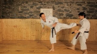 How to Do Side Kicks | Karate Lessons