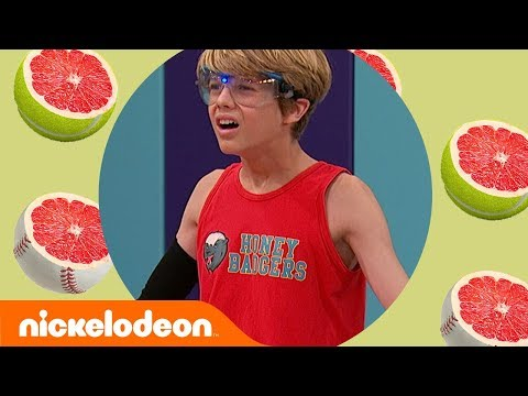 Nick's Top 5 SLAM Dunkin' Basketball ???? Moments w/ Jace Norman, Russell Westbrook & More! | Nick