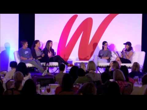 Alex Morgan, Lauren Cheney, Abby Wambach Interview at ESPNW