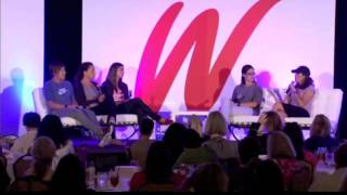 Alex Morgan, Lauren Cheney, Abby Wambach Interview at ESPNW Summit 2011