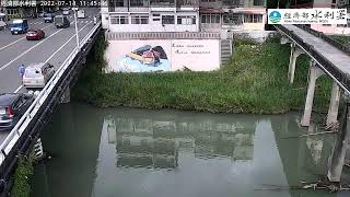 Preview of stream 美濃溪 美濃橋 , 高雄市美濃區