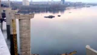 Запорожские мосты,десятилетняя стройка,власти Запорожья способны на все(достопримечательность города,как на них все отмыли деньги,но до конца не завершили., 2014-12-03T03:11:23.000Z)