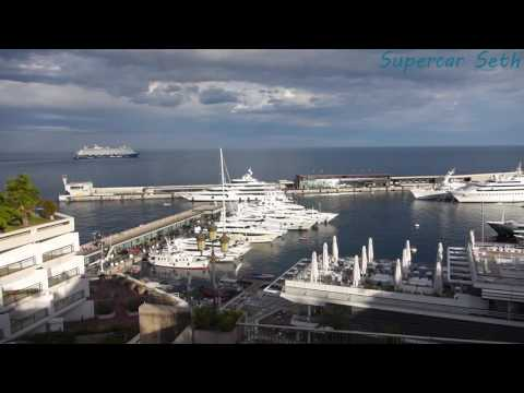 Trip To Europe Video One!!!! Monaco!!!!