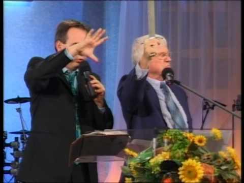 Die Kraft unserer Worte - Predigt von Pastor Wolfgang  Müller