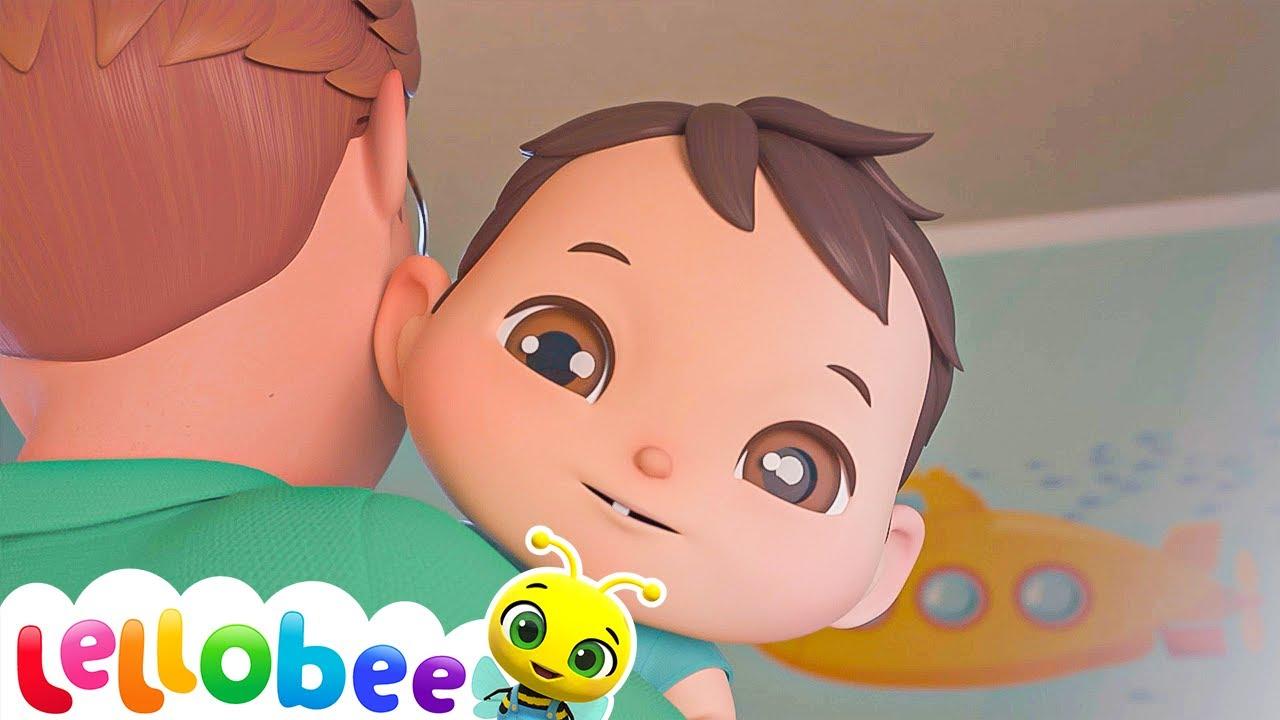 Ocean Lullaby   Lellobee ABC Kids Nursery Rhymes & Kids Songs For Kids