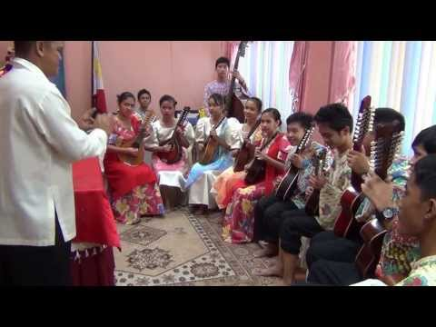 Western MIndanao State University ILS High School Rondalla