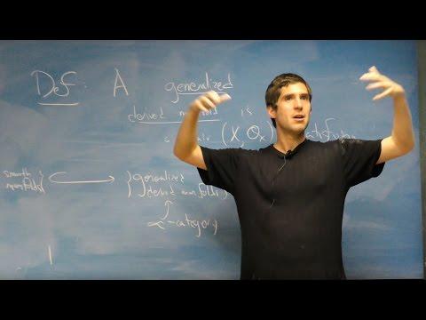 Informal talk in Derived Geometry (Jacob Lurie)